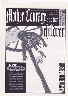 1998 sep -mother courage and her children.jpg